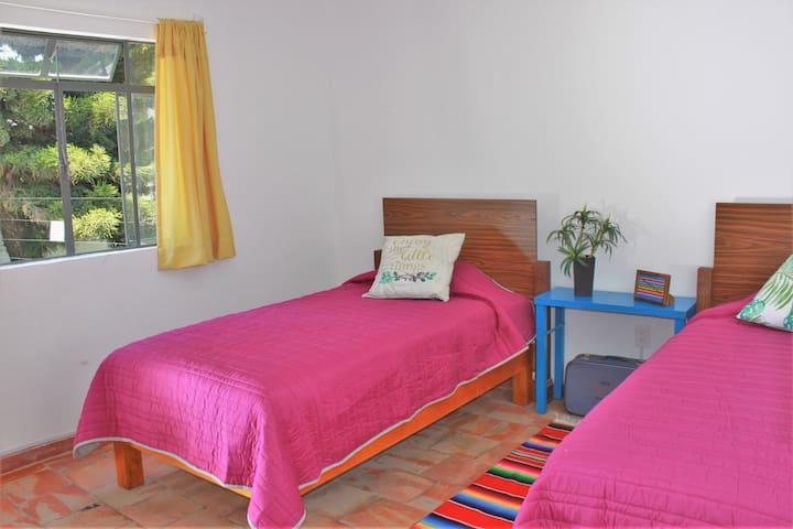 Habitaciones mejor zona de Guadalajara Stella 12