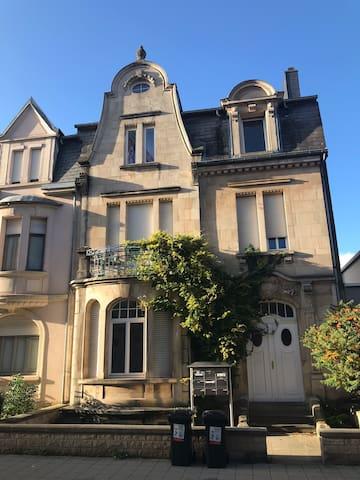 Studio Esch-Sur-Alzette rue Louis pasteur