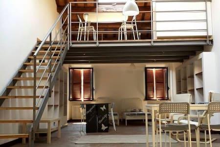 Loft centro storico di Rimini - Loft