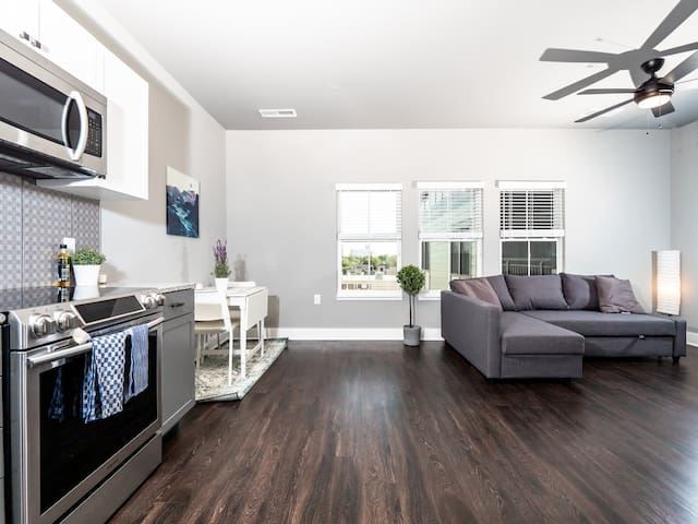 Stunning Downtown Condo with Rooftop Patio #519