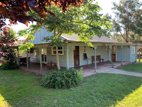 Wadella Farmhouse,  family country retreat.