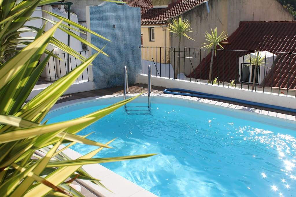 lisbon apartment with private pool apartments for rent