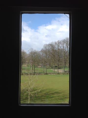 Ruim appartement aan rand van park - Sint-Michielsgestel - Apartment