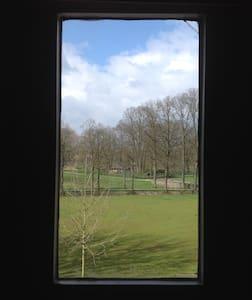 Ruim appartement aan rand van park - Sint-Michielsgestel
