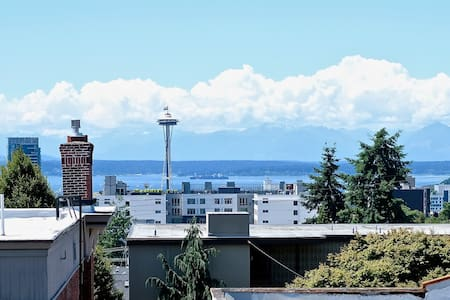 Stunning Capitol Hill View Apartment