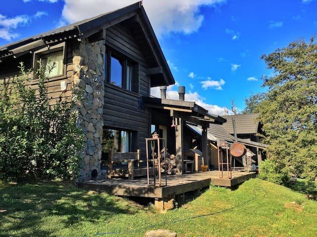 Habitación Cálida Cabaña en la Patagonia Argentina - San Martin de los Andes - House