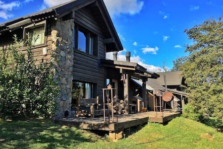 Habitación Cálida Cabaña en la Patagonia Argentina - San Martin de los Andes