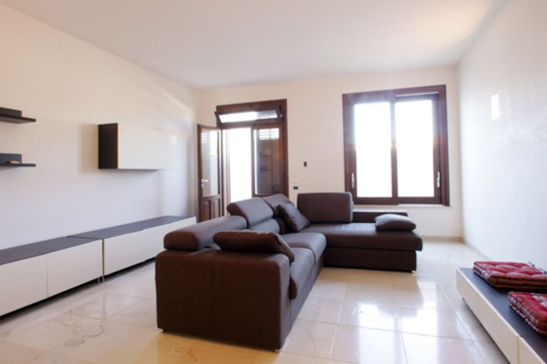 San Vito Lo capo Villa Delfini 2 - Apartments for Rent in San Vito ...