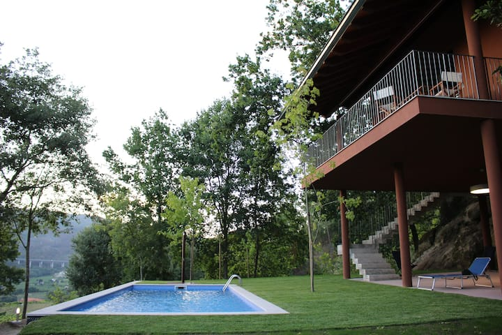 Casa de Jóia - OakHouse, farm & pool near Porto