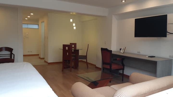Suite Hermosa en pleno Corazon de San Isidro!!!
