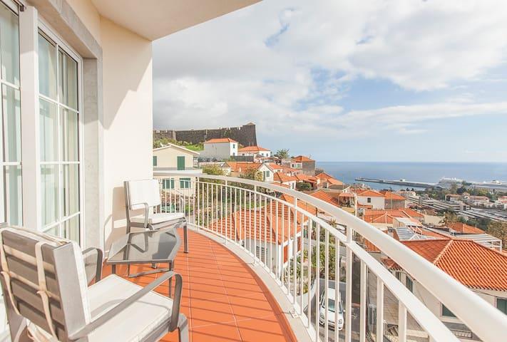 Santos Penthouse AL 26631 - Funchal - Flat