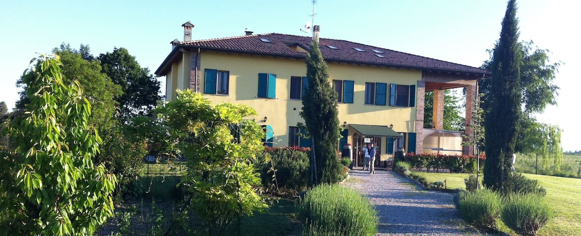 Locanda  B&B Corte dei Gelsi Stanza Baco - Altedo - Bed & Breakfast