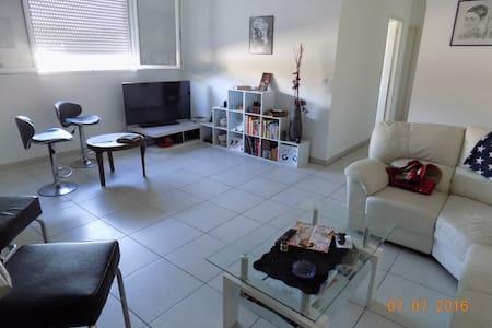 Ajaccio - Appartement 3 chambres-6 couchages et + - Daire