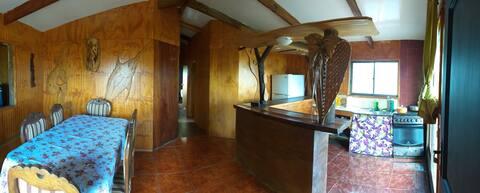 Rapa tuki private cabin