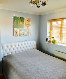 *Luxury* Double Room for Single Use - Crawley - Rumah