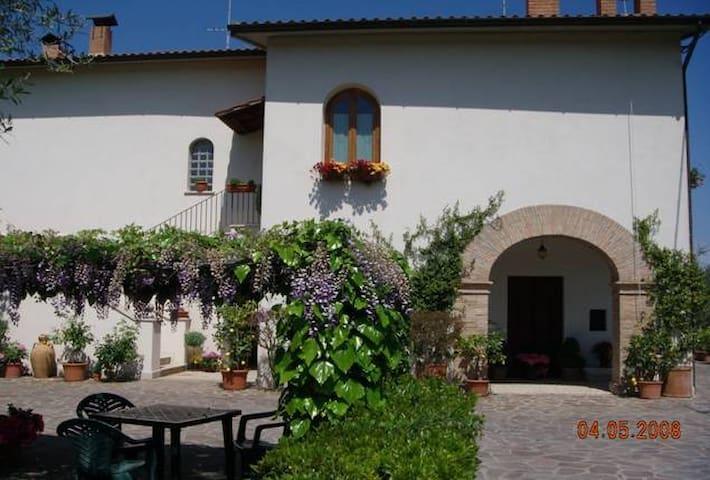 Villa di campagna prima periferia - Amelia - Rumah