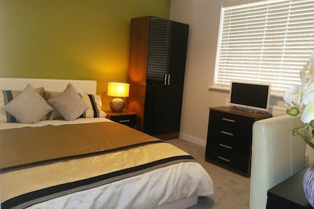 Cozy#2 DOUBLE BEDROOM in Milton Keynes