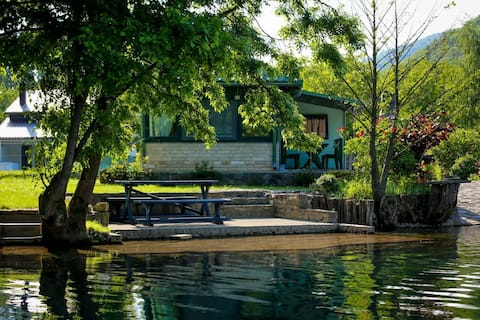Weekend house, Loch's Noor on Una,