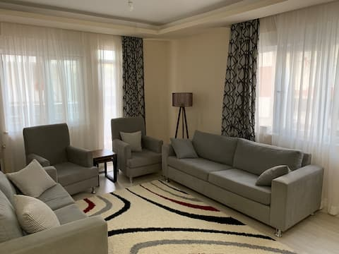Comfortable apartment in the center of Antalya.