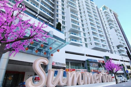 Summerton Luxury Condo W/ Car Park Size 2000sqft - Bayan Lepas
