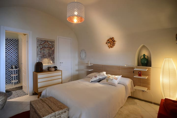 - The master bedroom *Casa Paola* managed by #starhost  #starhoststay #uniquehomesperfectstay