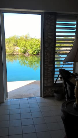 2BD Waterfront Apt. The Boathouse Fly Fishing Camp - Cooper Jack Bay Settlement - Pis