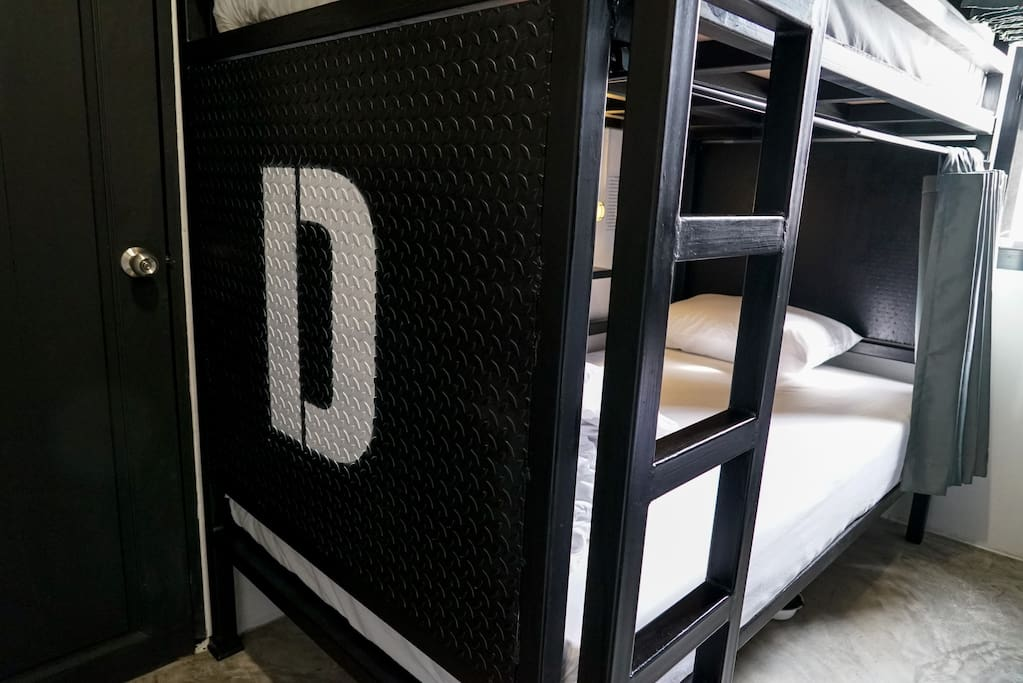 4D Bunk bed (Bottom)