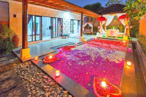 Romantic Honeymoon, One Bedroom Private Pool Villa