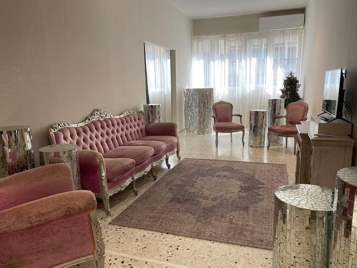 CasaGreek Fushia Apartment Nea Filadelfia-Athens