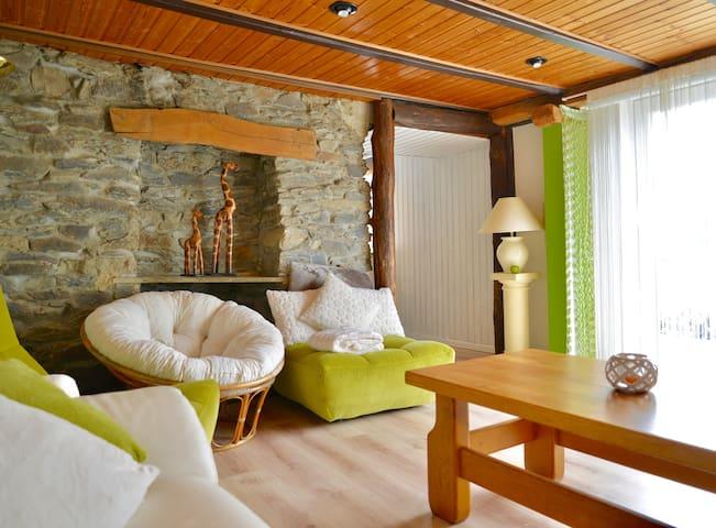 Fermette de charme au coeur de l'Ardenne belge - Bertogne - Casa