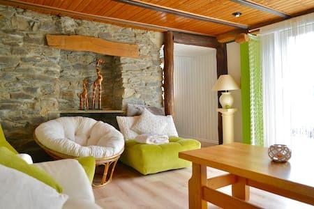 Fermette de charme au coeur de l'Ardenne belge - House