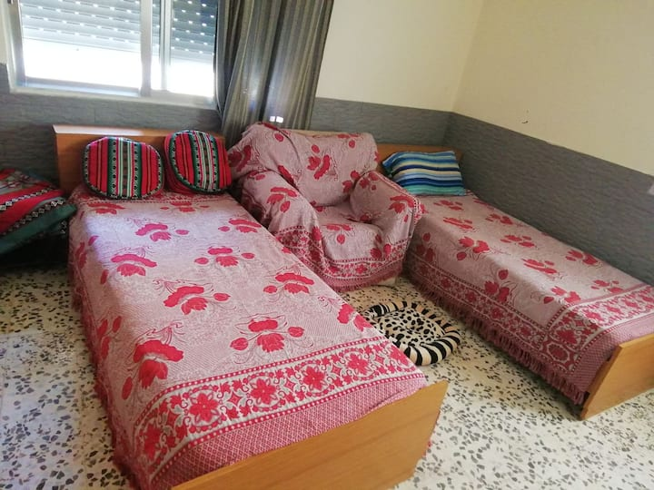 Comfy room with a nice host in a familial residenc