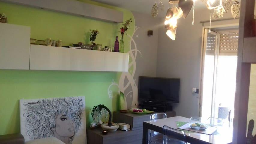 Appartamento coloratissimo  in zona residenziale - Vinovo - Apartment