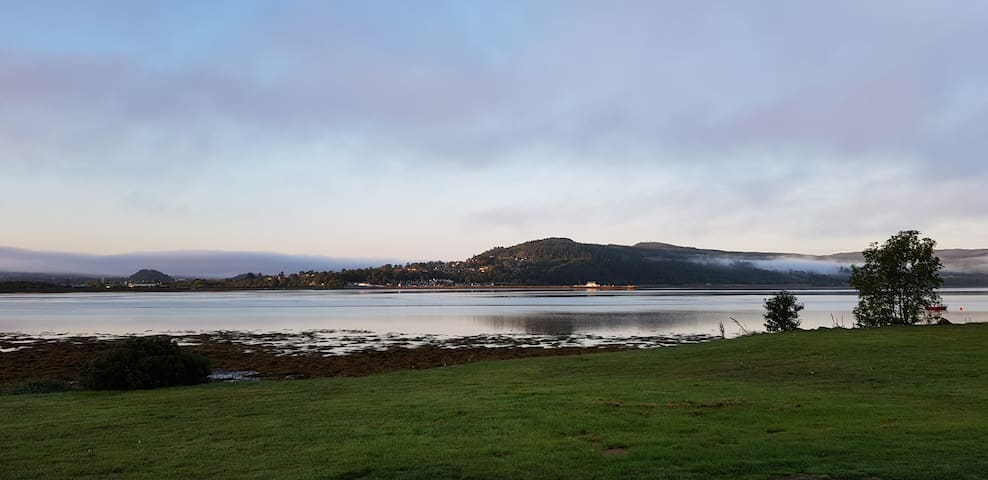 North Kessock Cottage with a View