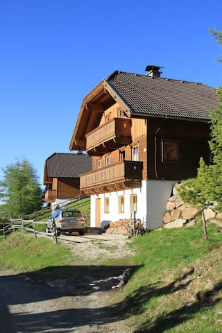 Exclusives Almhaus in den südlichen  Alpen - Ramingstein - Casa