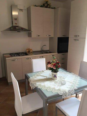 Case vacanze Rossi - Tramonti - Apartamento
