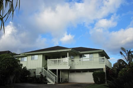 Spacious Home- 7 minutes to Poipu - Lawai - Huis
