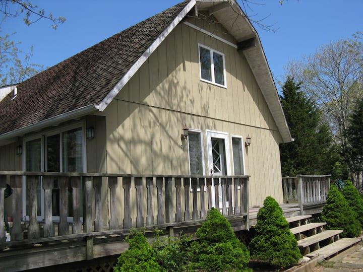Cozy cottage beach house
