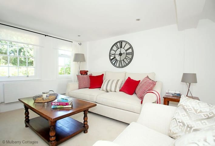 Sophurst Cottage Sleeps 4,  will give you that picture-perfect English country village experience.