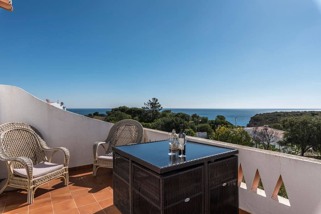 Welcome Golfinho - Balcony 1st Floor