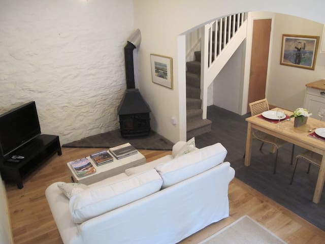 Worthy Cottage, Porlock Weir - Porlock Weir - Huis