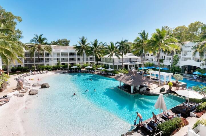 The Beach Club Premium Studio 3233 - Palm Cove - Appartement