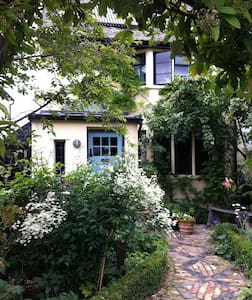 Double bedroom/bathroom and additional single room - Oxford - Haus
