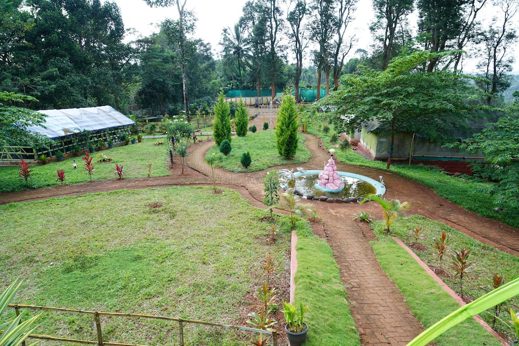 Greenery and Gardens @ Whispering Woods