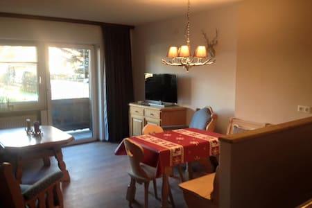 Appartement Haus Brabant in Tirol - Ehrwald - Apartment