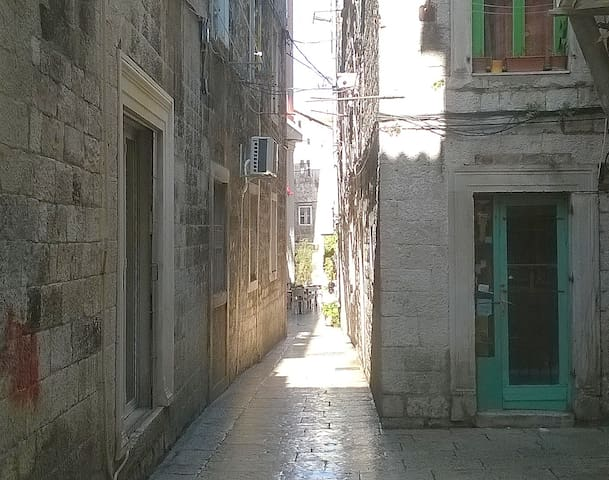 Cozy room in the center of Split