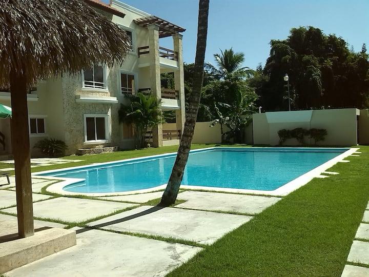 Bibijagua Beach Apartment Punta Cana