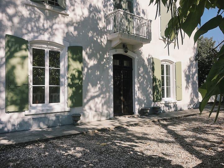 Maison bourgeoise 1890
