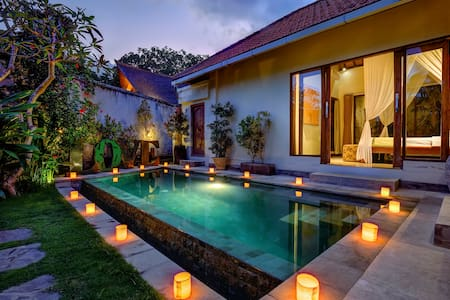 Romantic Luxury Escape in Canggu  - 长谷 - 别墅
