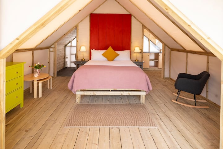 A Luxury Lodge - perfect for couples